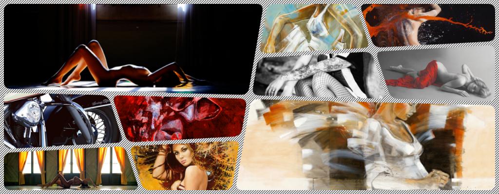 collage leidenschaft